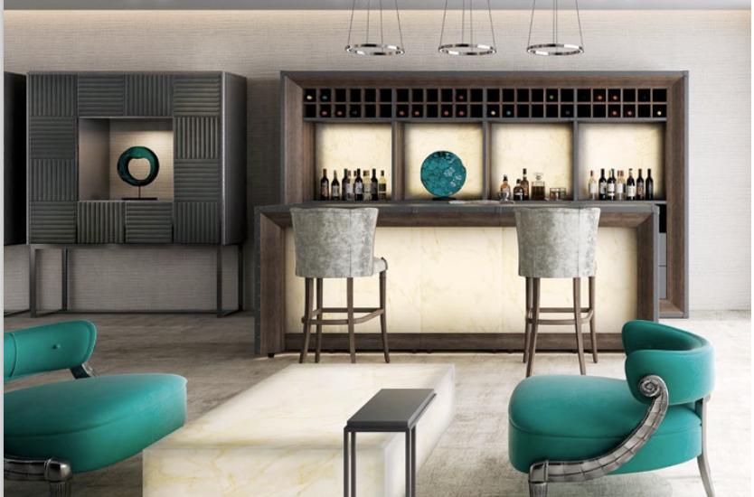 Cocina david long interiorismo y muebles de lujo for Muebles yaiza