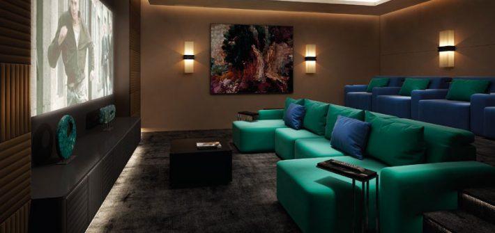 cinema room david long collection alexandra