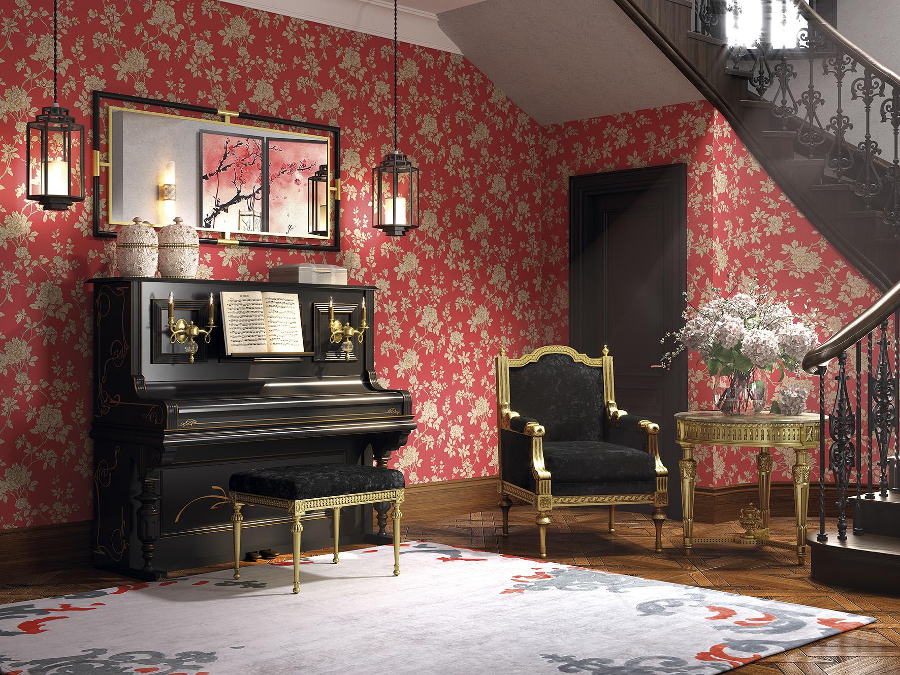 sala de musica Catherine Cheung