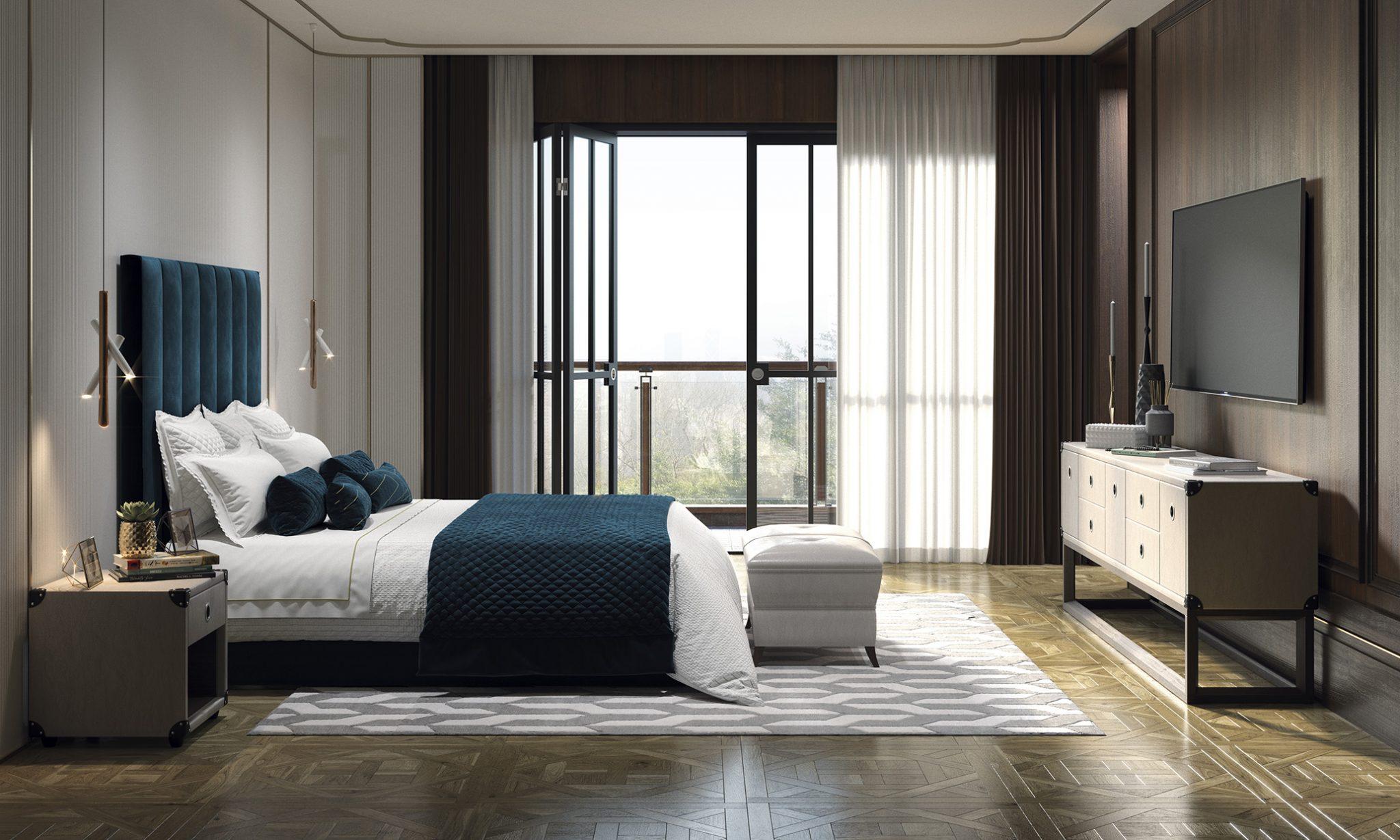 Dormitorio - Ben Wu