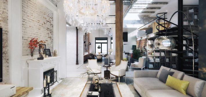Carrillo-LOFT IN RIYADH LIVING AREA - Salon