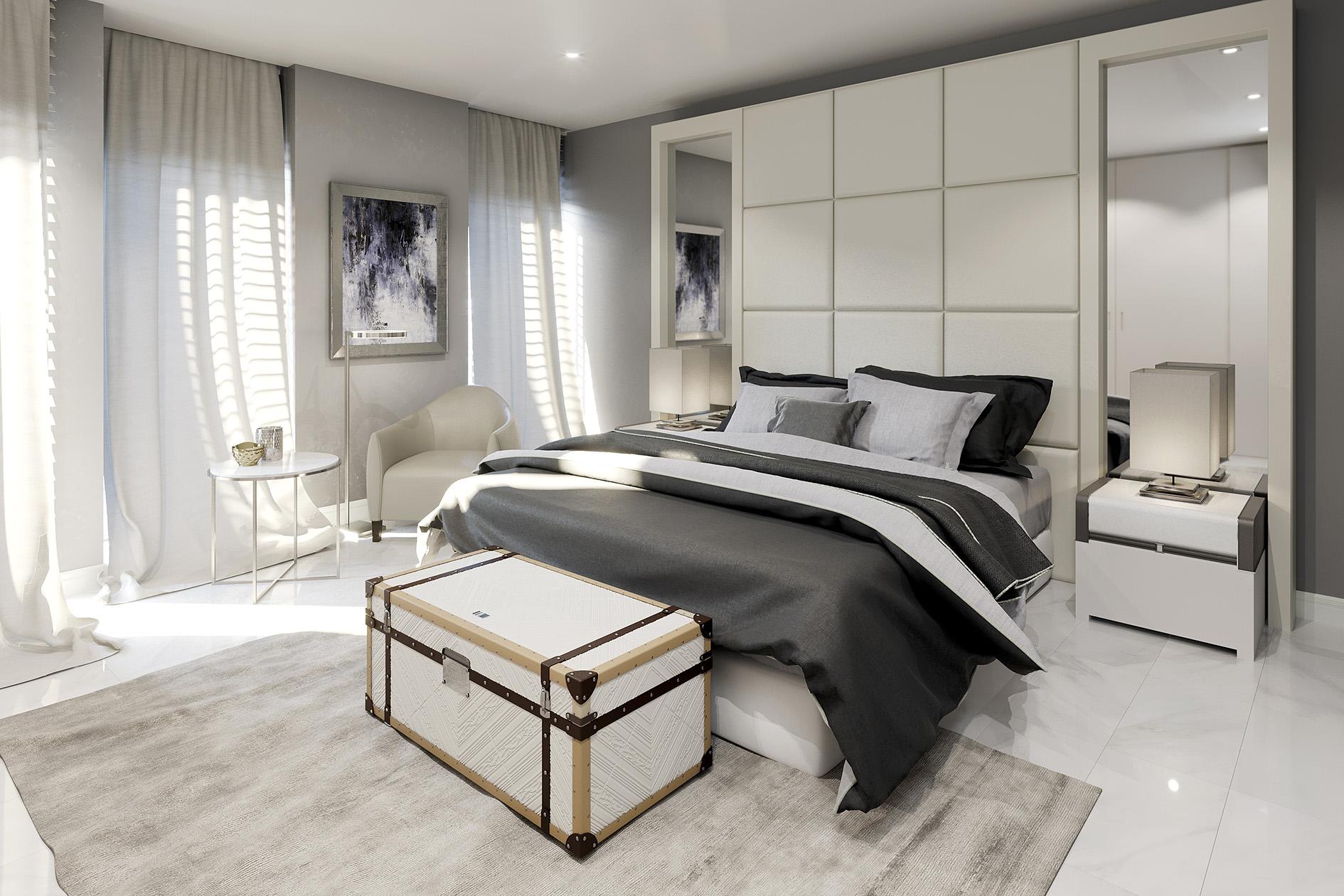 Inedit - Toni Lanza - dormitorio