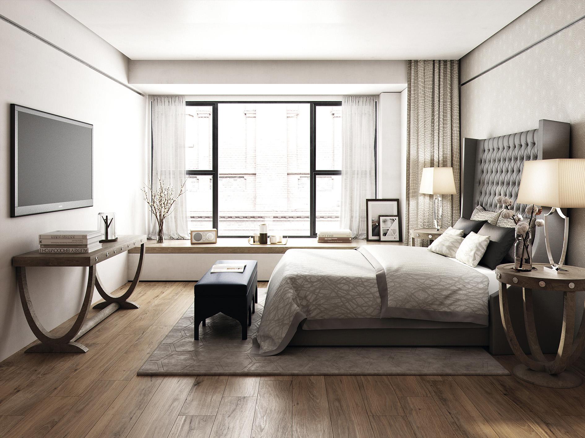 JIANG HAOQIAN-dormitorio